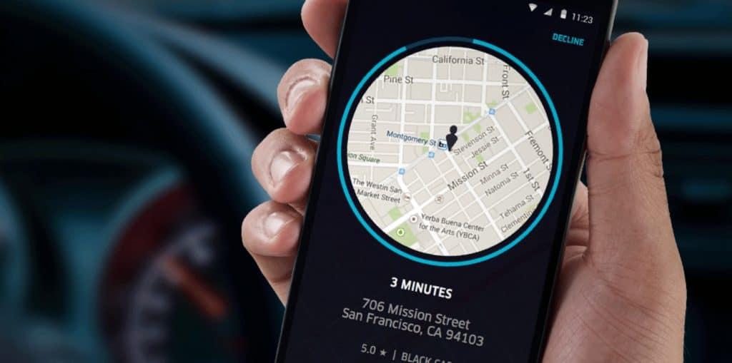 uber partner app